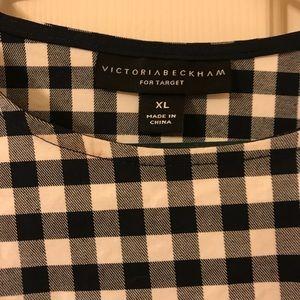 Victoria Beckham for Target Tops - Victoria Beckham for Target peplum blouse
